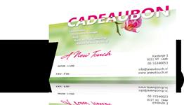 Cadeaubon A New Touch