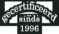Reflexologie Gecertificeerd Sinds 1996